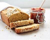 chickpea-bread