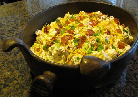 Loaded Baked Potato Salad 3
