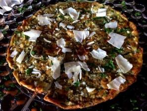 Zucchini and Artichoke Quiche